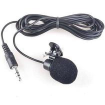 Microfone Profissional De Lapela Mini Xlr Entrada P2