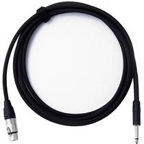 Cabo De Microfone Tecniforte True Voice 20ft/6,10 M Xlr/p10