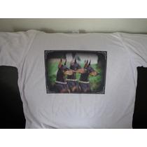 Camisa Doberman Classica