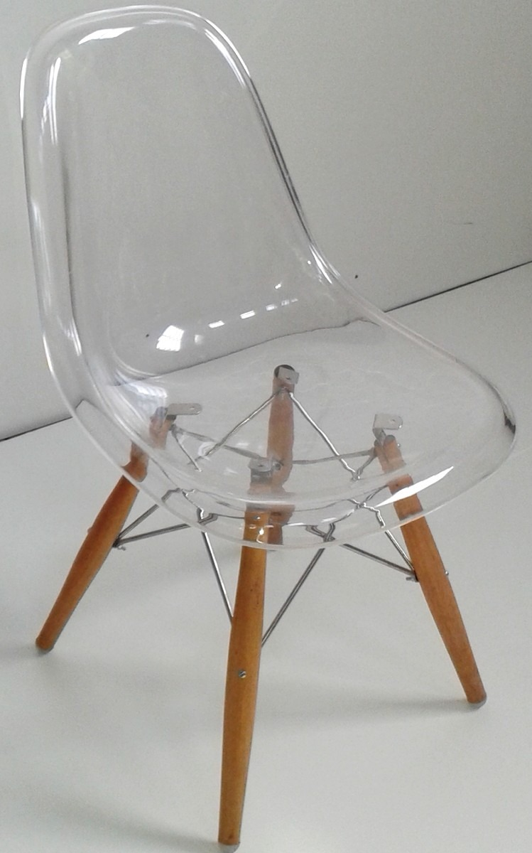 Cadeira Charles Eames Acrilico images