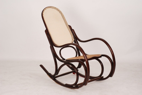 Cadeira De Balanço Austriaca