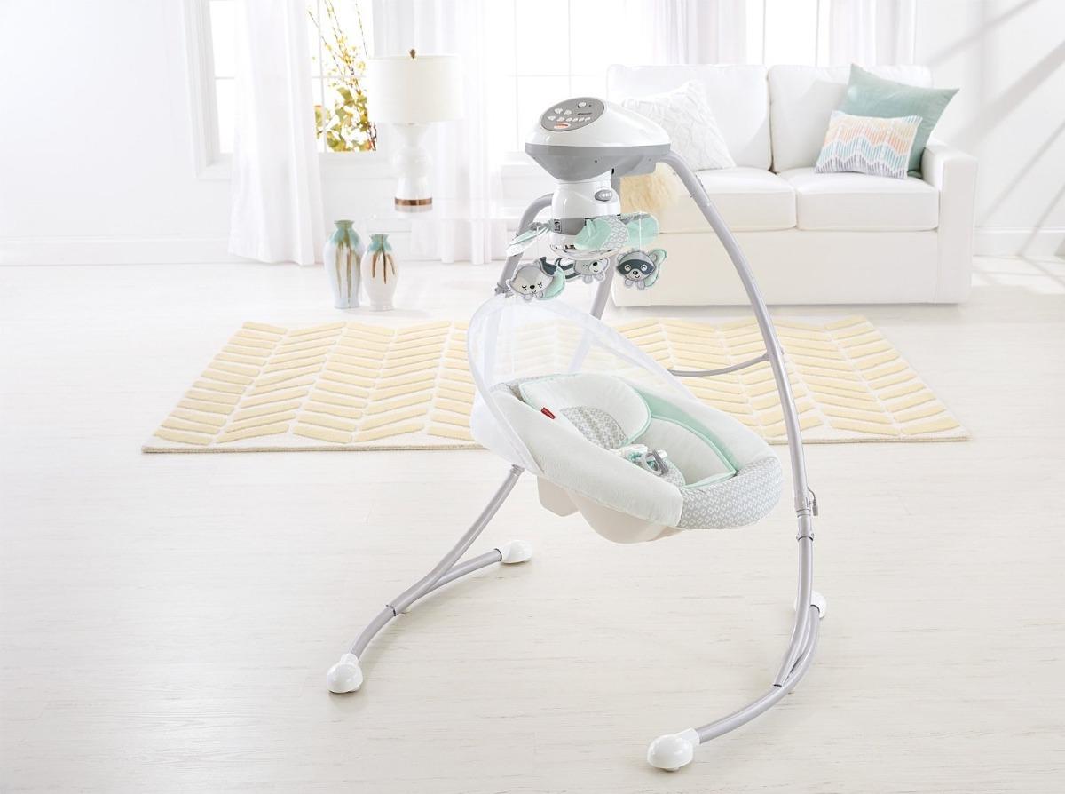 Cadeira De Balanço Para Bebê Fisher price Moonlight Meadow R$ 1  #8F7D3C 1200x894