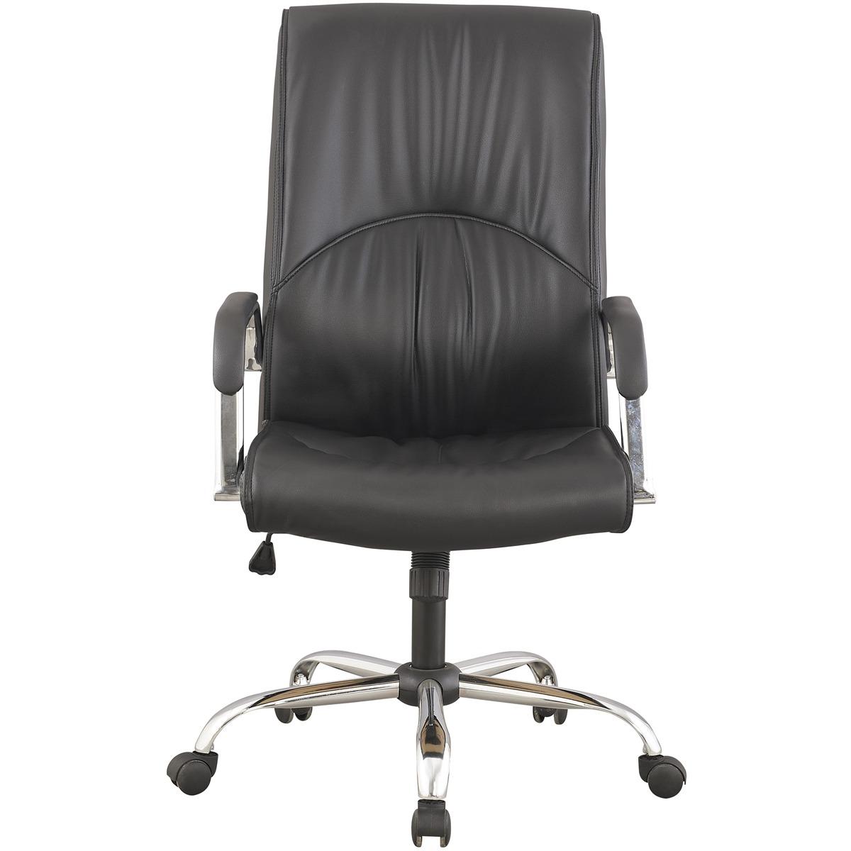 Cadeira Escritório Presidente Amplio Am0220 R$ 369 90 no  #6F665C 1200x1200