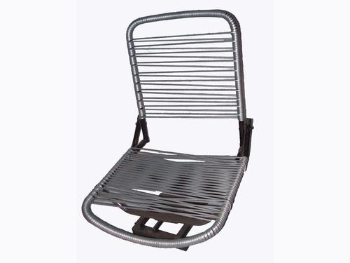 Cadeira Para Barco De Aluminio - Pequena