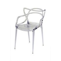 Cadeira Allegra Policarbonato Transparente