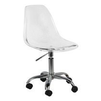 Cadeira New Office Charles Eames Incolor Pc - 12x Sem Juros