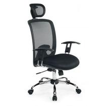 Cadeira Escritório Presidente Encosto De Cabeça - Mleva Shop