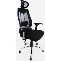 Cadeira Escritório Ergonômica Presidente Em Tela Mesh Y902-2