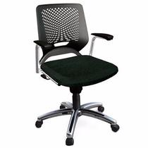 Cadeira Diretor Giratoria Beezi Preto Plaxmetal