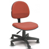 Cadeira Secretaria Ergometrica Giratoria
