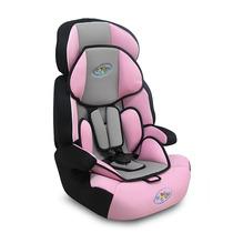 Cadeirinha Baby Style Cometa - 9 À 36kg - Rosa