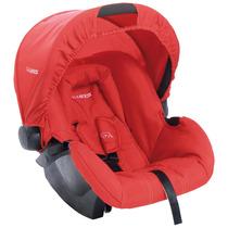 Bebê Conforto Lenox 0 À 13kg Cosycot Vermelho