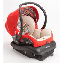 Bebê Conforto Maxi Cosi Mico - Laranja C/ Listrado