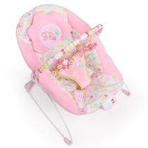 Cadeira Descanso Bebe Borboleta Pretty In Pink Bright Starts