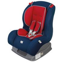 Cadeira P/ Auto Atlantis Azul Marinho/ Vermelho Tutti Baby