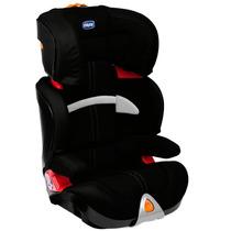 Cadeira Para Carro Oasys 2-3 Black 36 Kg Reclinavel Chicco