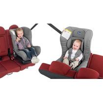 Cadeira Para Auto Eletra Comfort Cinza Chicco