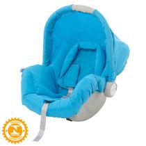 Bebê Conforto Cadeira P/ Auto Piccolina Azul Off- Galzerano