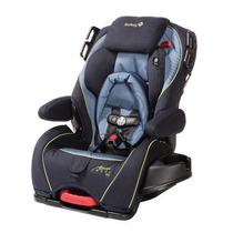 Assento Carro Bebê Safety Alpha Omega Elite Azul