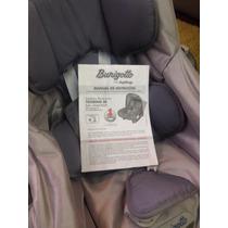Cadeira Pra Auto Bebe Conforto Burigotto
