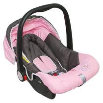 Bebê Conforto Baby Style 0 A 13 Kg Rosa