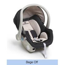 Bebê Conforto Cocoon Preto/bege Galzerano