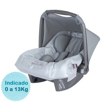 Bebê Conforto Touring Se - Cinza Burigotto