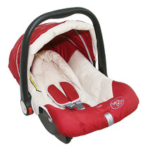 Bebê Conforto Vermelho Baby Style (novo C/ Garantia)