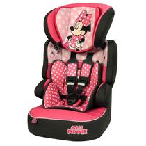 Cadeira Auto Poltrona Carro Cadeirinha Minnie 9 A 36kg Inmet