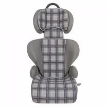 Cadeira Para Carro/ Xadrez Cinza/ Crianças 15 A 36kg/tutti
