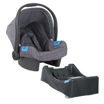 Bebê Conforto Touring Evolution Se Com Base - New Silver