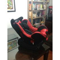 Cadeira Para Auto Infanti New Ultra Comfort Vermelha