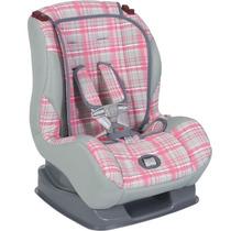 Cadeira Para Carro Atlantis Xadrez Rosa 9-25kg Tutty Baby