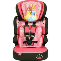 Cadeira Para Automóvel 9 A 36 Kg Princesas