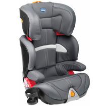 Cadeira Para Auto Oasys 2-3 Grey 15 36 Kg Reclinavel Chicco
