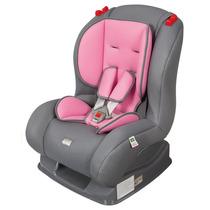 Cadeira Para Auto Atlantis Cinza E Rosa - Tutti Baby