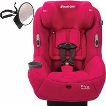 Bebê Conforto Maxi Cosi Pria 85 Com Espelho - Rosa