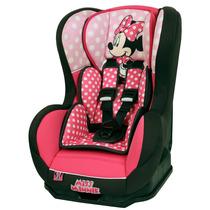 Cadeira De Auto Poltrona Para Carro 0 À 25kg Minnie Disney