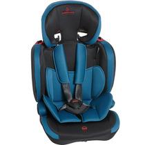 Cadeira Para Carro Astor Lx Preto Azul De 36 Kg Galzerano