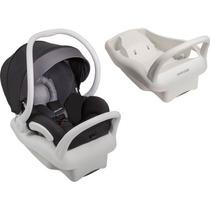 Bebê Conforto Maxi Cosi Mico Max 30 Preto Com Base Branca