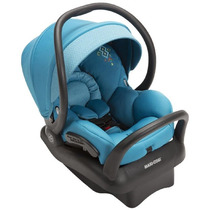Bebê Conforto Maxi Cosi Mico Max 30 Azul Com Base Preta