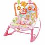 Cadeira De Balanço Minha Infância Meninas - Fisher Price