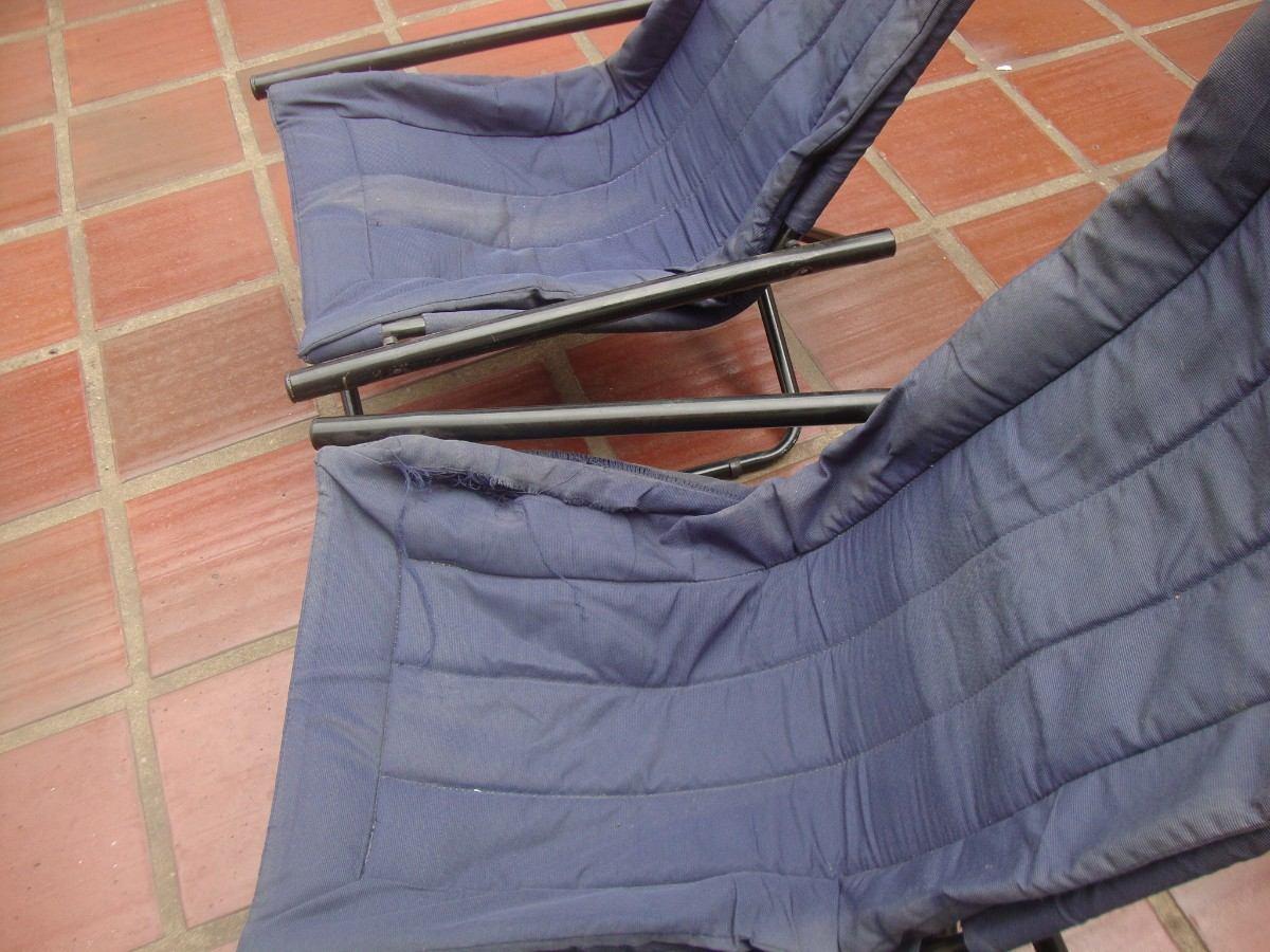 Cadeiras De Varanda ou Jardim de Abrir. R$ 89 00 no MercadoLivre #91553A 1200x900