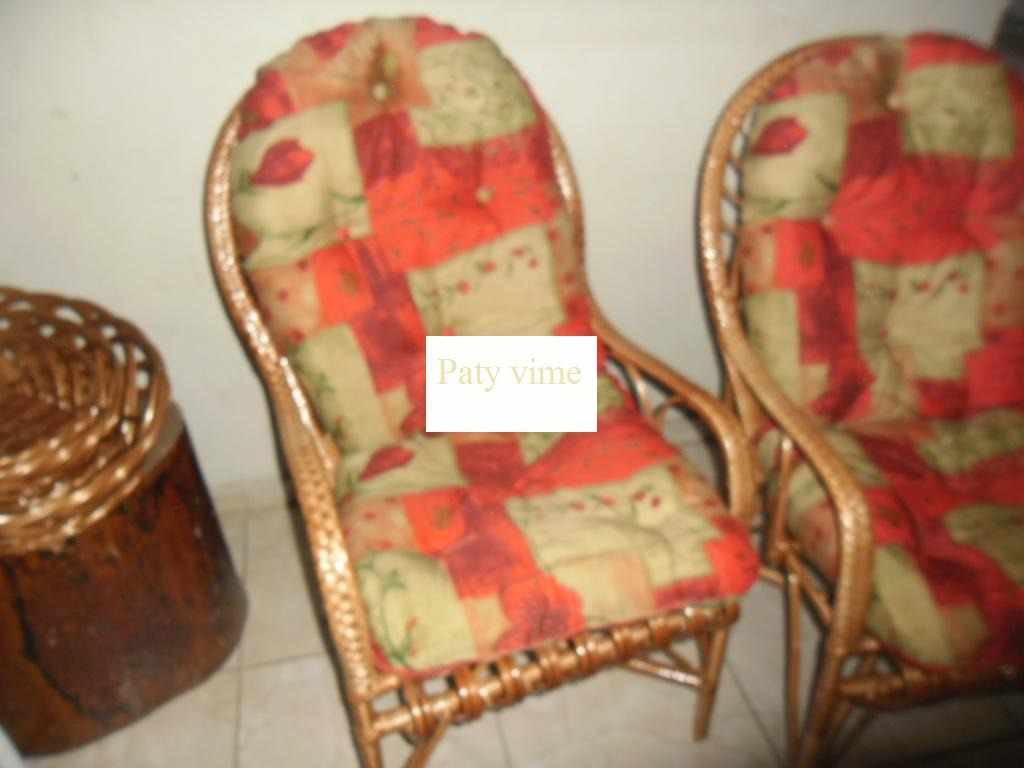 cadeiras de vime jogo de 2 cadeiras mais mesa para varanda 14371  #A34828 1024x768