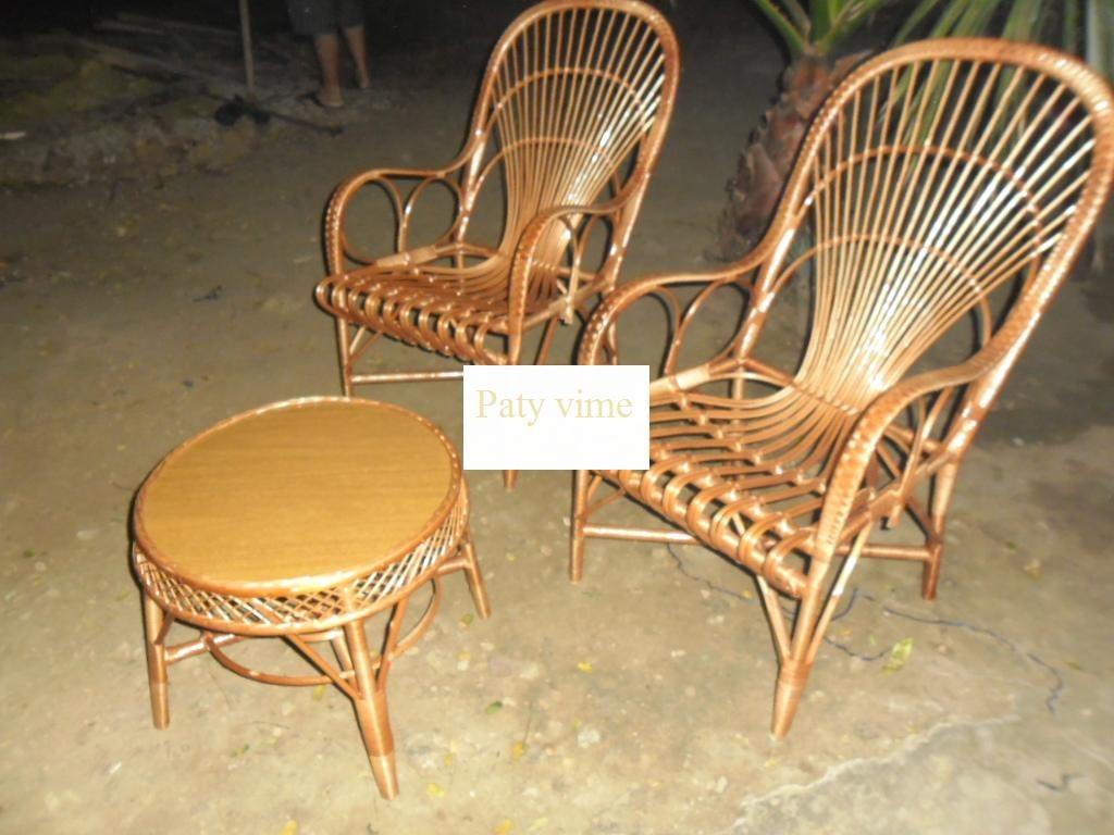 Cadeiras De Vime Jogo De 4 Cadeira Mesa De Vime Para Varanda Mais  #B37818 1024x768