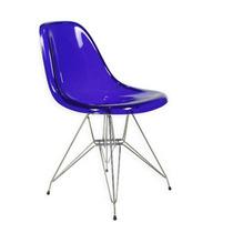 Cadeira Acrílica Dkr Base Torre