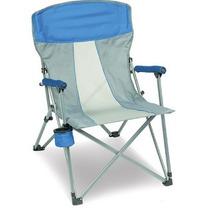 Cadeira Camping Dobrável Porta Copos Suporta 147kg - Fuji