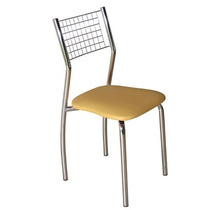 Cadeira Cozinha Tubular Aramada 39x86x43