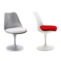 Cadeira Design Tulipa Erro Saarinen Sem Braço