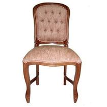 Cadeira Lui Felipe Da Fabrica Varias Pinturas E Tecidos Nova
